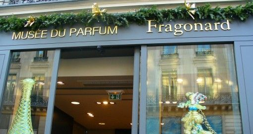 Musee du parfum paris - Musee fragonard paris ...